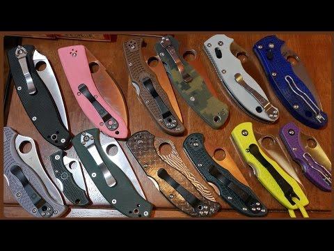 Ножи Spyderco Анонс Обзоров и Раздача Ножа, Ножевая Тематика, Ножемания, Sprint Run 2015