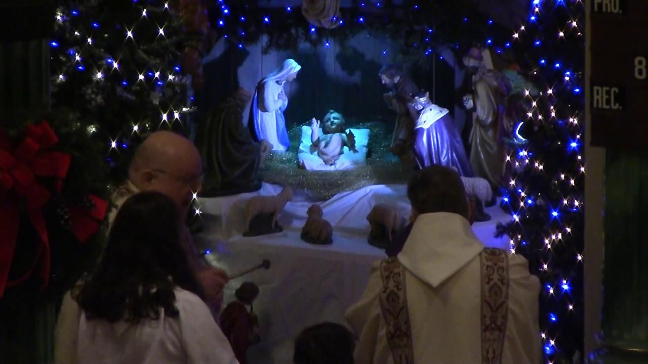 St. Patrick's Mass  12-24-18