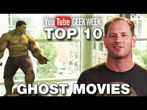 SLIPKNOT's Corey Taylor Presents TOP 10 GHOST MOVIES