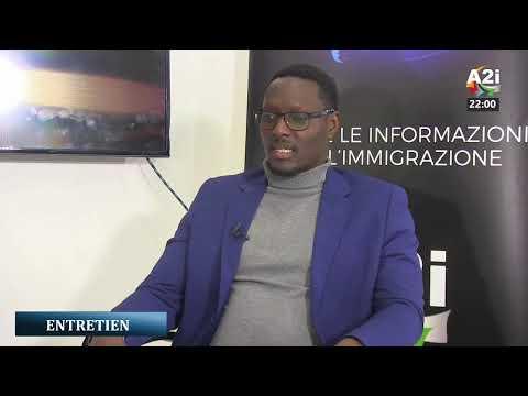 Entretien avec Mohamed Ali  NDIAYE
