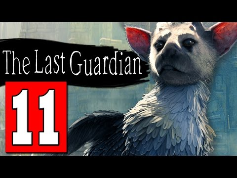 The Last Guardian Gameplay Walkthrough Part 11 WATER POND PUZZLE / DIVE SWIM WITH TRICO IN WATER