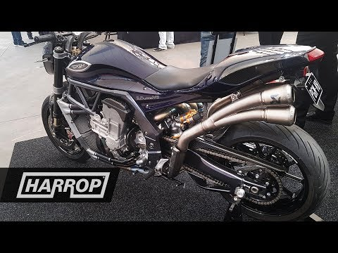 PGM 2.0L V8 Motorcycle