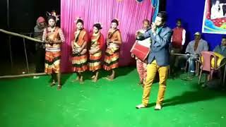 Jhumar program at Basila, Mayurbhanj, Odisha #3