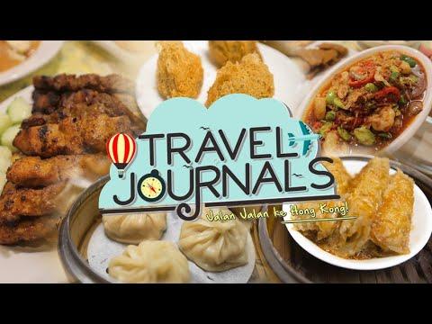 Travel Journals: Berburu Makanan Halal di Hong Kong