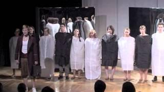mittendurch - Wolframs Parzival in Szenen - Teil VII