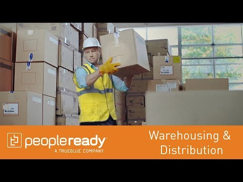 PeopleReady: Warehousing & Distribution