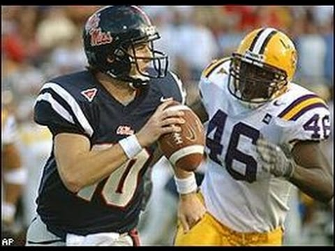 November 22, 2003 - #3 LSU vs #15 Ole Miss