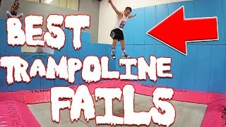 BEST OF TRAMPOLINE FAILS!