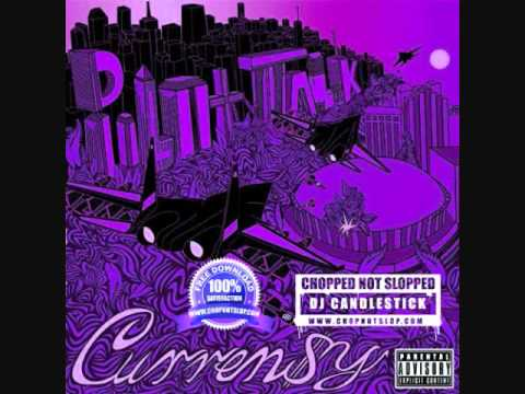 Curren$y - Life Under The Scope (chopped n slowed)