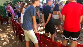 """Freizeitsong der Kreisjugend-Freizeit Spanien 2017 """"Läuft bei dir"""" von Simon Kümmling"""