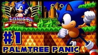 Sonic CD PC - (1080p) Part 1 - Palmtree Panic