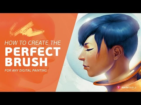 How to Create the Perfect Brush for ANY Digital Painting