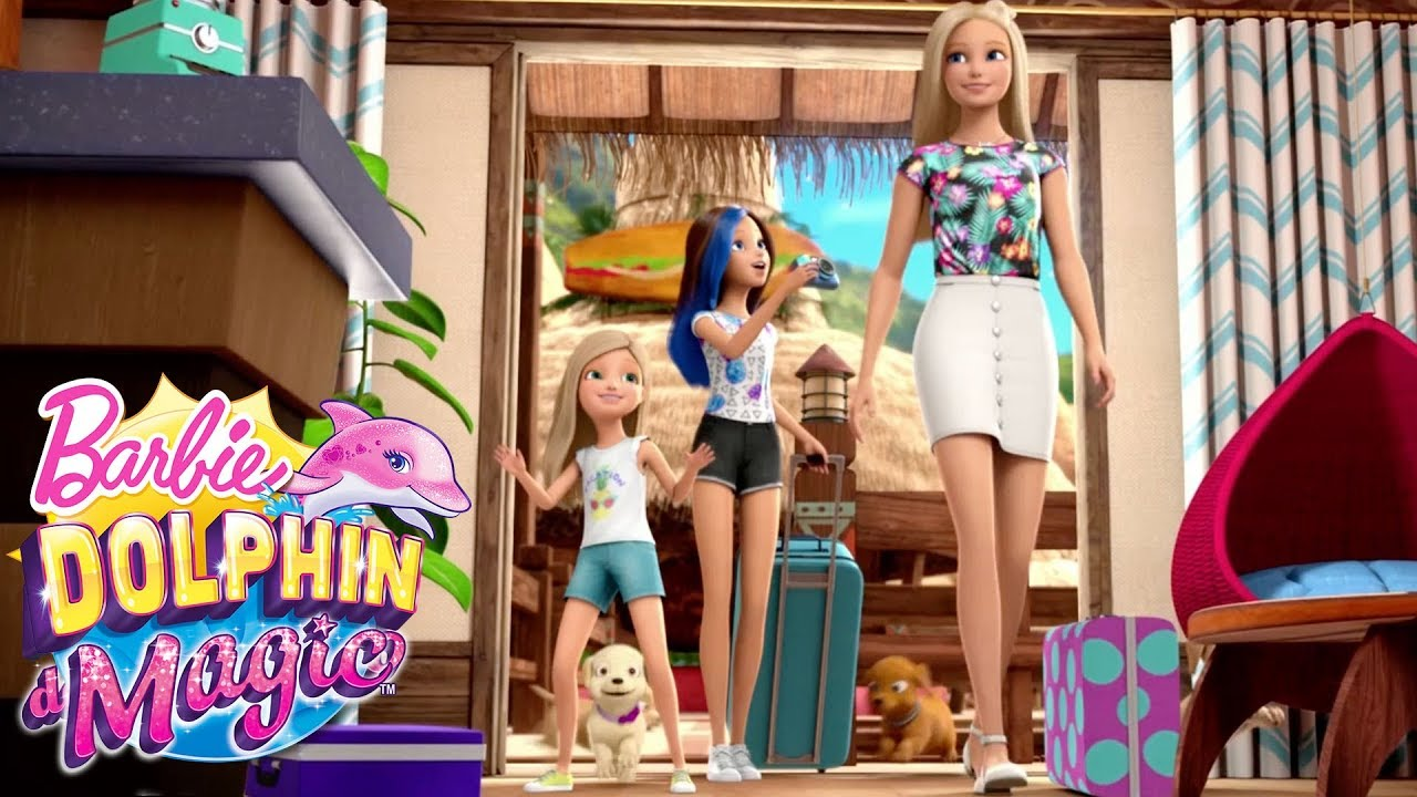 barbie dolphin magic movie free download