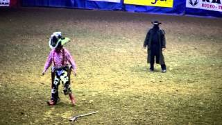 rodeo clown lecile harris