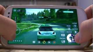 OnLive - Dirt 3 on Android - Android Gaming TV [1080p]