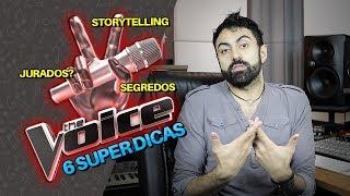 Baixar The Voice Brasil: 6 DICAS para chamar Atenção na Inscrição