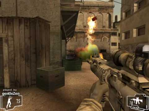 Walkthrough Of Shadow Ops Red Mercury 2004 Part 01