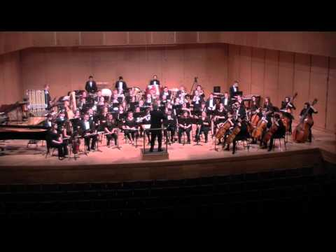 "Symphony No.3 ""The Apocalyptic"" : I.  -Thomas Trachsel | ISU Wind Symphony"