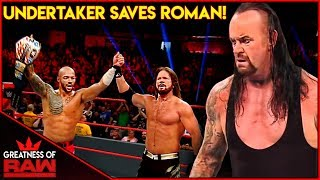Undertaker Returns To Save Roman Reigns! (WWE Raw June 24, 2019 Results & Review!)