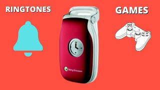 Sony Ericsson Z200 Review/Ringtones/Games/Battery