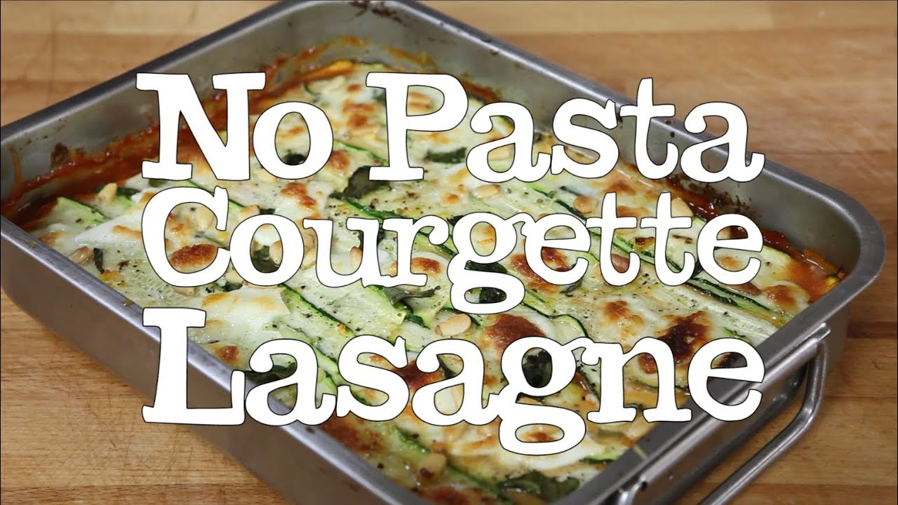 how to make zucchini pasta not soggy