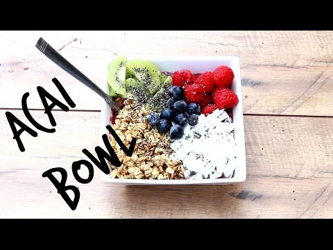 Download How To Make An Acai Bowl! Images