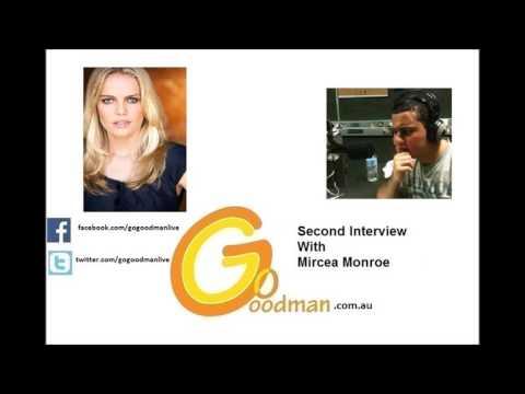Gogoodman Interview With Mircea Monroe February 2017