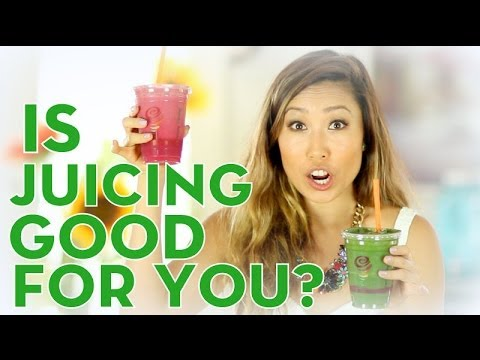 Juicing: Slimming Craze or Healthy Lifestyle?