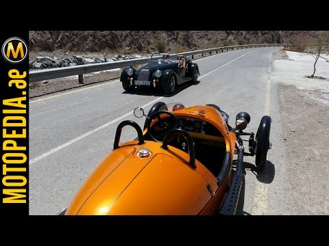 Morgan Motors Review Special Episode – Part 1 – Dubai UAE by Motopedia.ae
