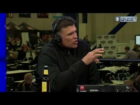 Boomer and Carton: Anthony Munoz on the Patriots