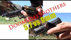 5.7 vs 9mm - Which hits harder?