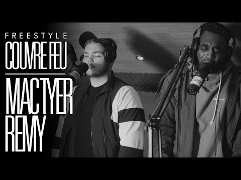 Youtube: MAC TYER x REMY – Freestyle COUVRE FEU sur OKLM Radio