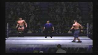 Intro WWE Smackdown vs RAW (PS2)