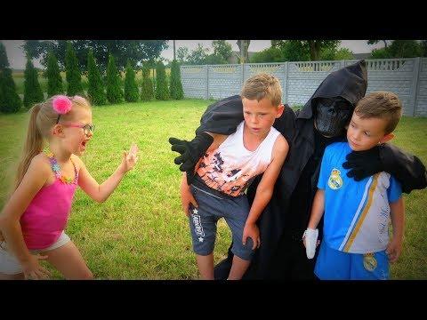 MORGUL #3 Pierwszy pojedynek z Morgulem !!! Bajki dla dzieci po polsku