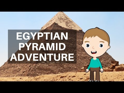 Egyptian Pyramid Adventure - Ancient Egypt Facts for Kids