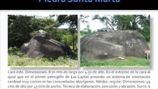 PETROGLIFOS DE BUM BUM DEL ESTADO BARINAS VENEZUELA.