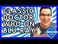 Unboxing the Season 12 Classic Doctor Who Blu ray Box Set!