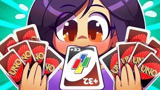 The Max Draw Card BROKE THE GAME! - [UNO]