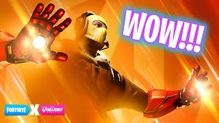 IRON MAN SE UNE A FORTNITE! Fortnite Battle Royale - Luzu