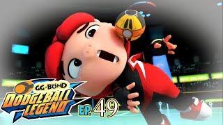 猪猪侠之竞球小英雄 第十四季 GG Bond: Dodgeball Legend S14 EP49