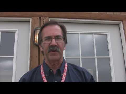 Roger Marsh of Texas Alliance Raceway Ministries