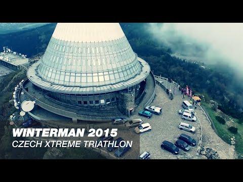 WINTERMAN CZECH XTREME TRIATHLON 2015 - Official Movie |  SK media