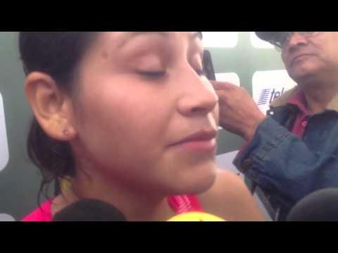 Maritza Arenas; Una atleta despreciada por las autoridades de Milpa Alta que muchos quisieran tener