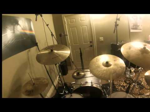 Johnny Kerr- Go-Pro Drum Solo