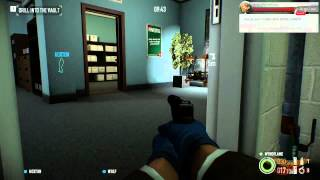 Clint Solo's Payday 2: Bank Heist! Stealth Overkill
