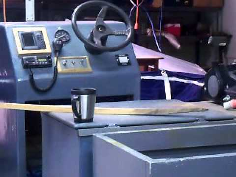 Installing an inboard motor in a small boat Update 4 of 13