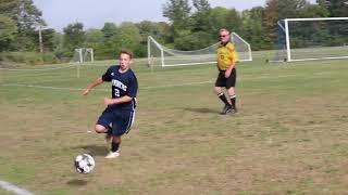 Camden Hills at Oceanside boys soccer