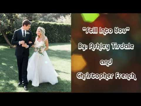 Ashley Tisdale Cover (Paramore - Still Into You) WITH LYRICS