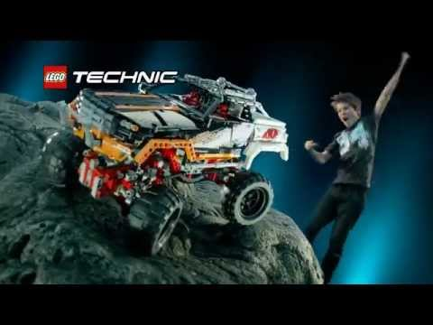 lego technic 4x4 offroader youtube. Black Bedroom Furniture Sets. Home Design Ideas