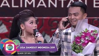 Gambar cover Ternyata Cerita Percintaan Diyan-Kalbar Sama Dengan Soimah Lho!! - LIDA 2019